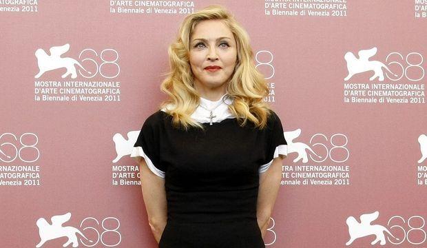 Madonna photocall Mostra de Venise 2011-