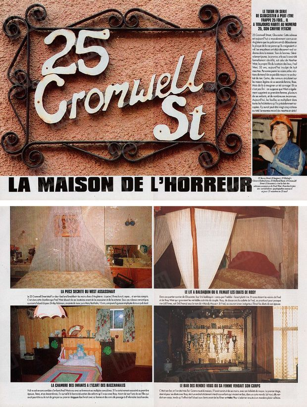 """La maison de l'horreur"" - Paris Match n°2339, 24 mars 1994"