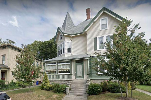 La maison où Lizzie Borden a fini sa vie, à Fall River.