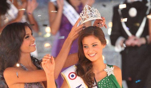 Malika Menard couronne-