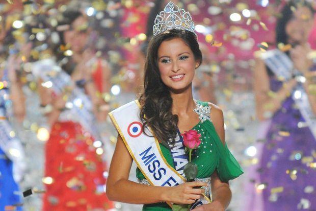 Malika Ménard a été élue Miss France 2010 le 5 décembre 2009.