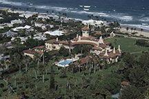 Donald Trump, roi de Palm Beach