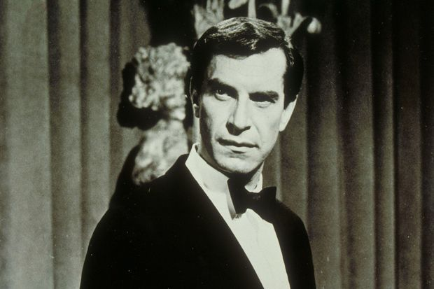 "Martin Landau dans ""Mission Impossible"" en 1965."