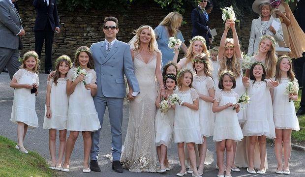 Mariage Kate Moss-