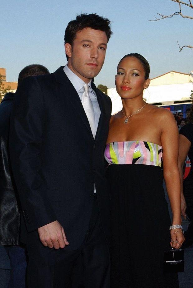 En 2003, les fiancés les plus en vue d'Amérique. Leur mariage sera annulé à cause de la « pression médiatique ».