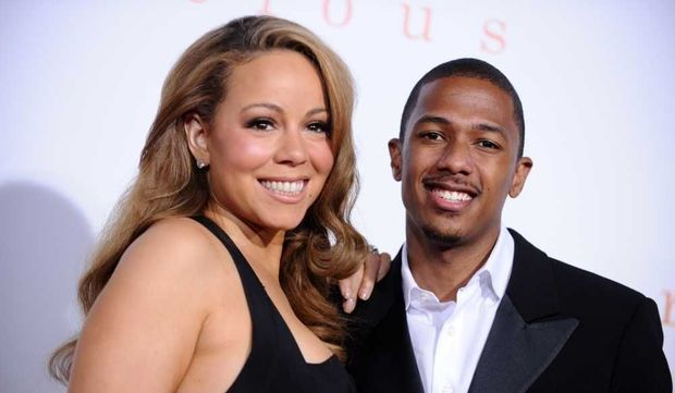 Mariah Carey et Nick Cannon-