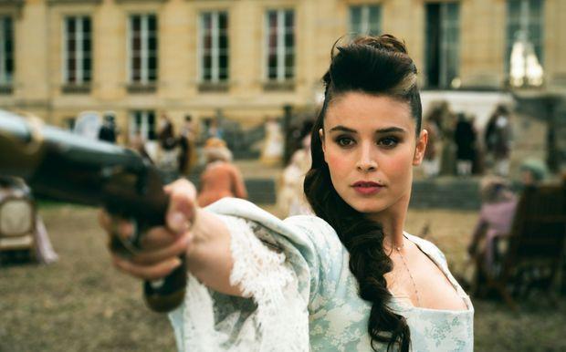 Marilou Aussilloux (Elise de Montargis),