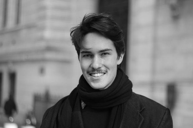 Mario Ranieri Martinotti, étudiant au campus de Sciences Po à Paris.