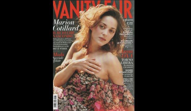 Marion Cotillard Vanity Fair-