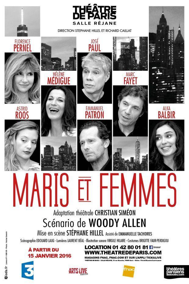 MARIS ET FEMMES 40x60