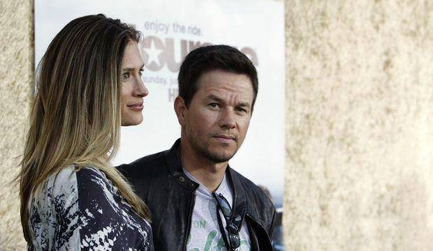 Mark Wahlberg et sa femme Rhea Durham-