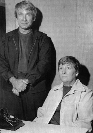 Marshall Applewhite et Bonnie Nettles au début des années 80.