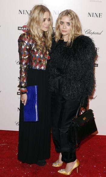 Mary-Kate et Ashley Olsen-