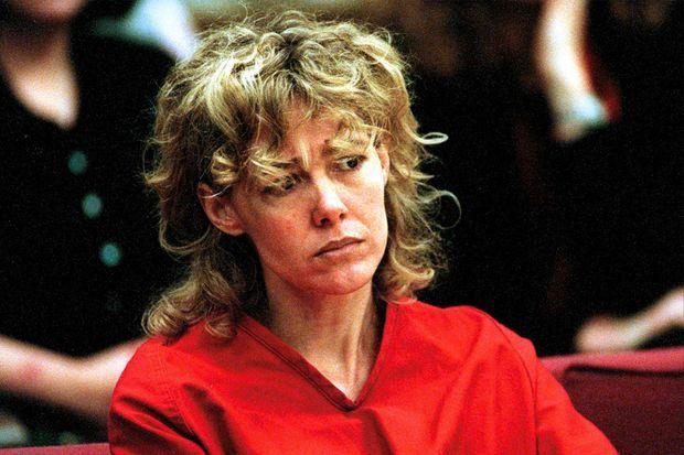 Mary Kay Letourneau lors de son procès.