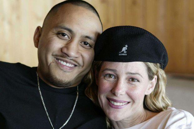 Mary Kay Letourneau et Villi Fualaau en 2005.