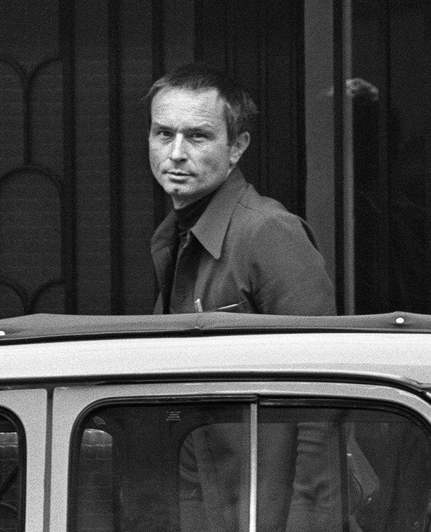 Maurice Agnelet quitte son cabinet d'avocat, à Nice, le 10 octobre 1978, un an après la disparition d'Agnès Le Roux.