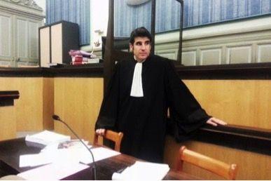 """L'avocat de """"Jabha"""" Me Béranger Tourné"""