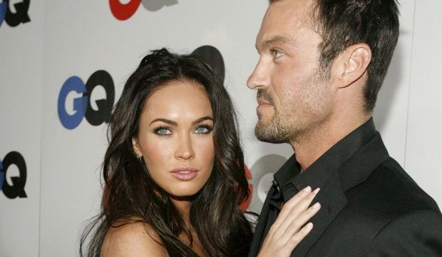 Megan Fox et Brian Austin Green-