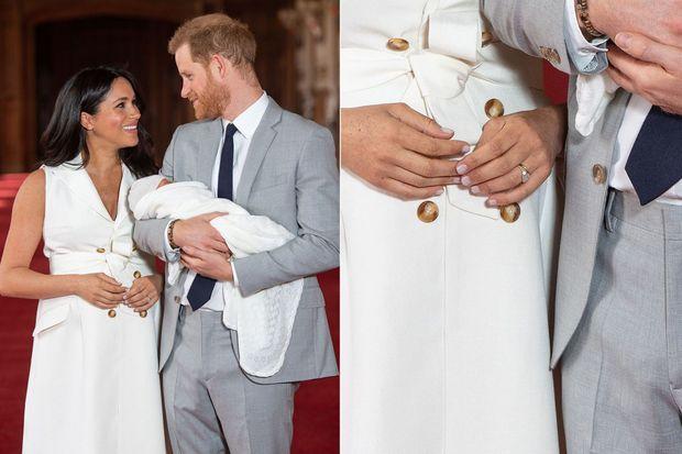 Les détails du baptême d'Archie dévoilés — Meghan et Harry