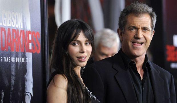 Mel Gibson et Oksana Grigorieva-