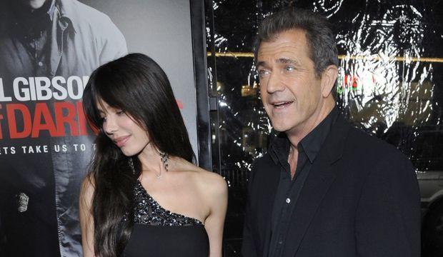 Mel Gibson Oksana-