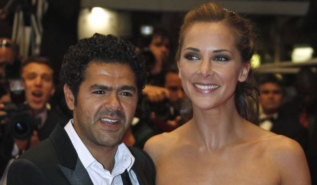 Mélissa Theuriau et Jamel Debbouze-
