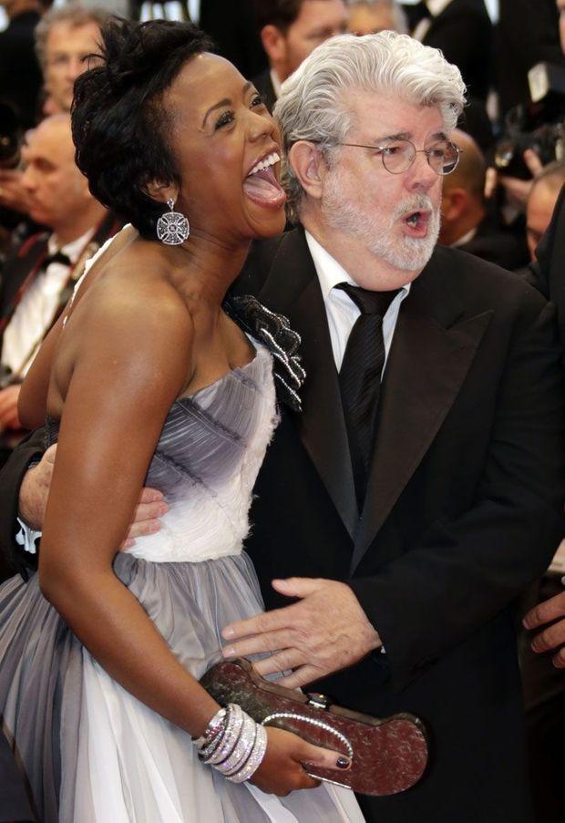 Mellody Hobson George Lucas-