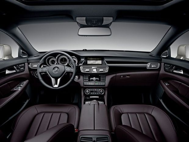 Mercedes CL-