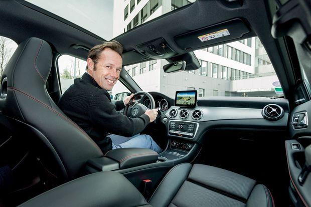 Sa conduite est fluide et confortable… si vous optez pour la boîte automatique (+ 2 250 €).