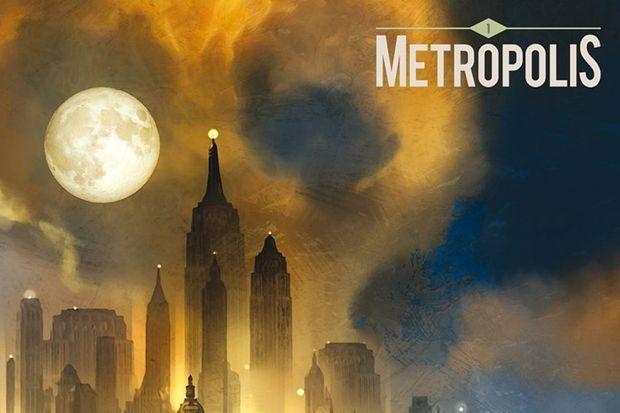 """Metropolis"""