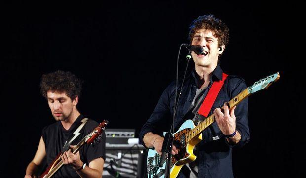 MGMT en concert en 2009-