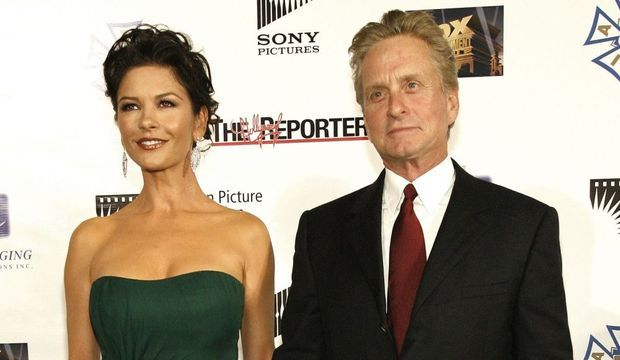 Michael Douglas et Catherine Zeta-Jones-