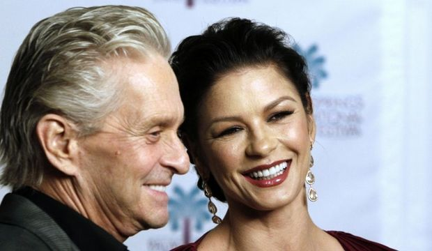 Michael Douglas et Catherine Zeta-Jones-