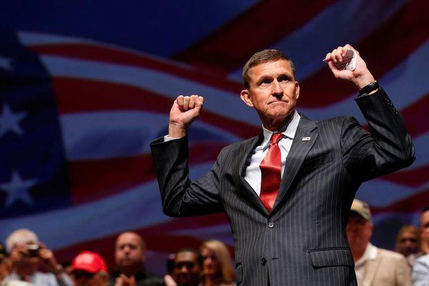 Michael Flynn, l'ancien conseiller à la sécurité nationale de Donald Trump.