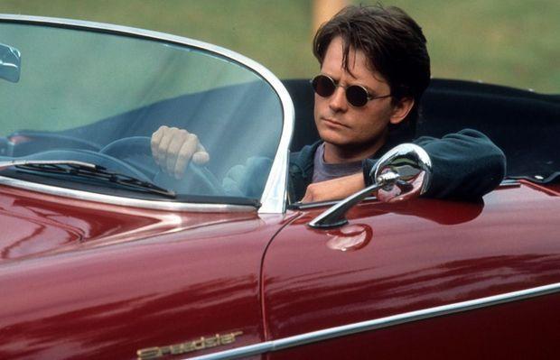 Michael J. Fox dans « Doc Hollywood », en 1991.