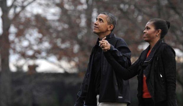 Michelle et Barack Obama -