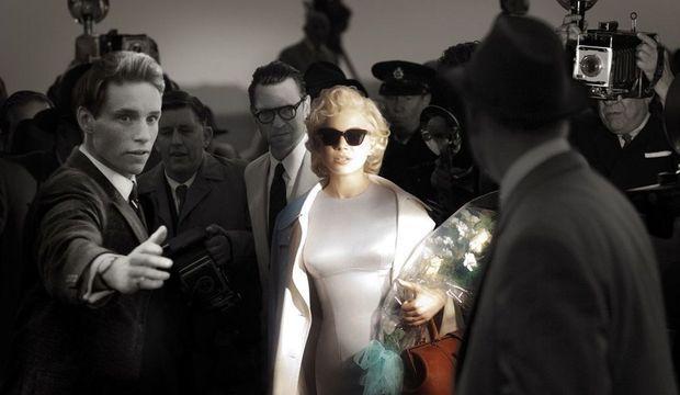 Michelle Williams Marilyn-