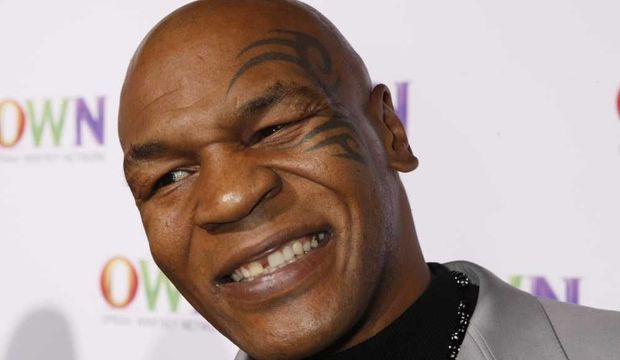 Mike Tyson -