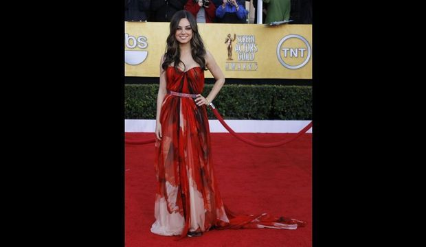 Mila Kunis, SAG Awards 2011-