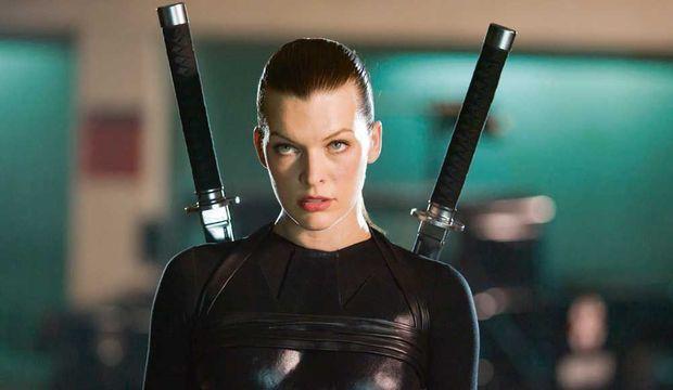 Milla Jovovich-Milla Jovovich Resident Evil