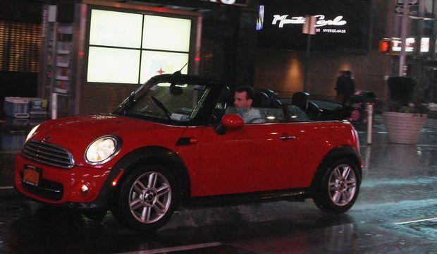 Mini Cabriolet Sandy Ouragan New York-
