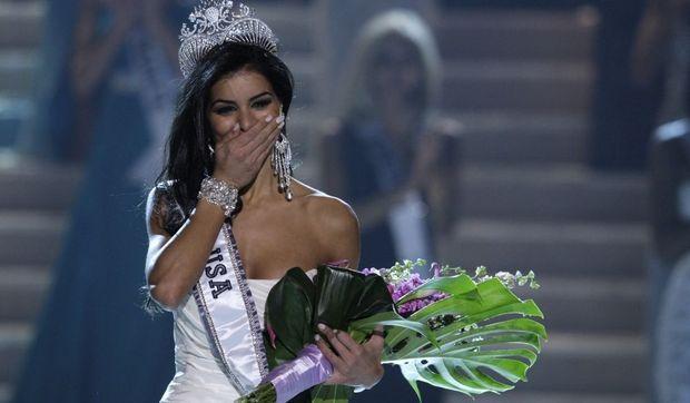 Miss America 2010 Rima Fakih-