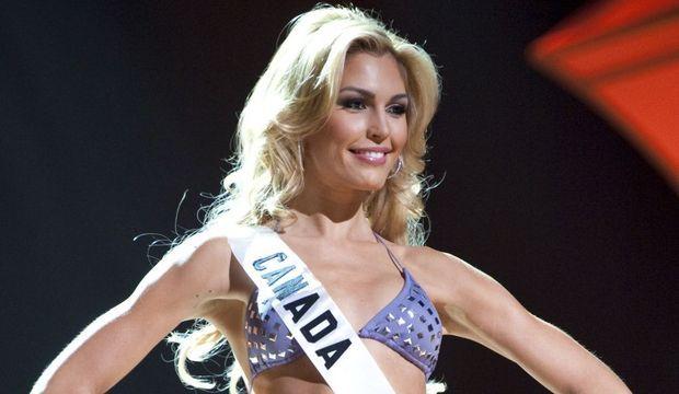 Miss Canada 2010 Elena Semikina-