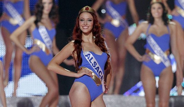 Miss France Miss Alsace-