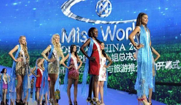 Miss Monde 2012 ouverture-