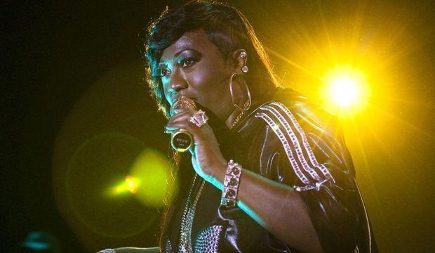 Missy Elliott en concert-
