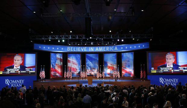 Mitt Romney Boston-