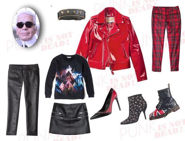 Mode punk