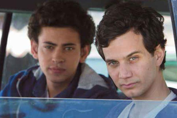 Tawfeek Barhom (Iyad) et Michael Moshonov (Yonatan).