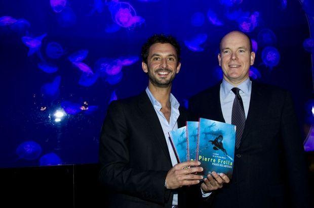 Monaco albert Frolla DR/Eric MATHON/Palais-Princier-